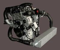 Motor 1.5 litri prototip
