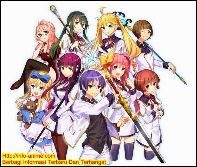 Seiken Tsukai No World Break Dapatkan Adaptasi Game Smartphone Android