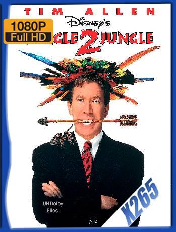 Jungle 2 Jungle (1997) x265 [1080p] [Latino] [GoogleDrive] [RangerRojo]