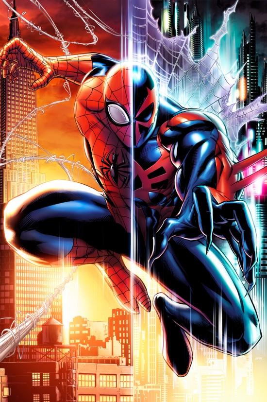 Spider-Man 2099 (Marvel Comics) Character Review