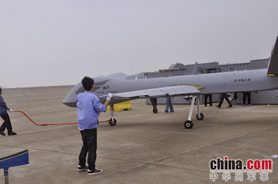 Chinese YiLong Drone