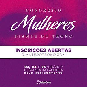 Congresso Mulheres Diante do Trono 2017
