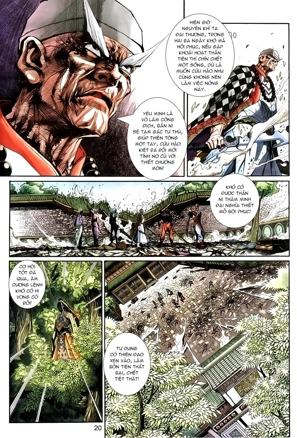 Thần Binh Huyền Kỳ 3+3.5 Chap 24 - Next Chap 25