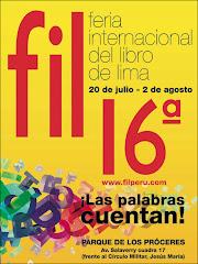 Muy buenas actividades trae esta nueva versión de la FIL Lima 2011