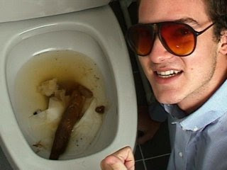 Toilet Poop