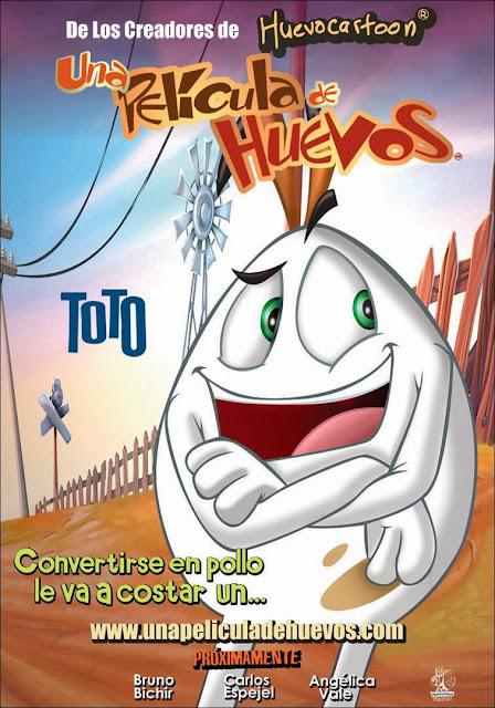 Una Pelicula De Huevos DVDRip Español Latino