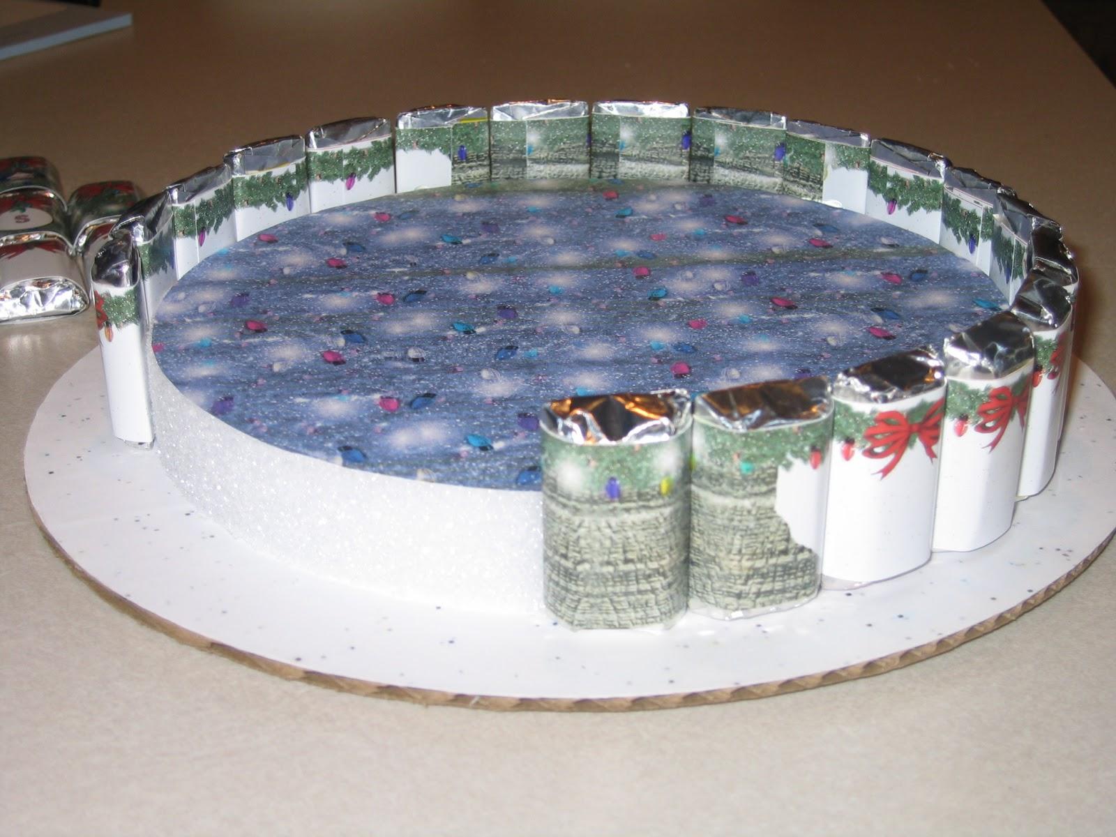 Как сделать круглую основу для торта Как сделать мыло Торт Рецепты мыла ручной работы