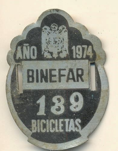 Bicicletas en Binefar