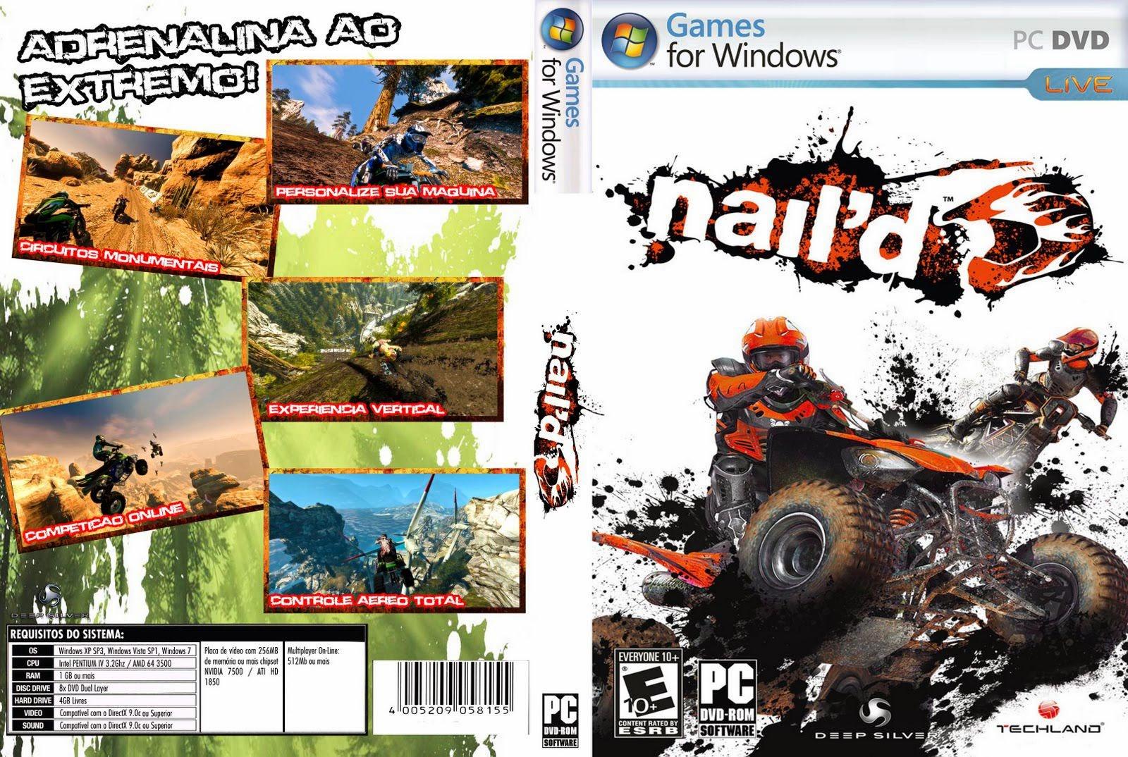 Capa Naild PC