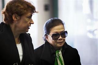 Marcos ex-aide, art fraud, Vilma Bautista, Marcos