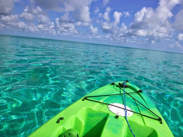 cruising destinations cruising activities kayaking