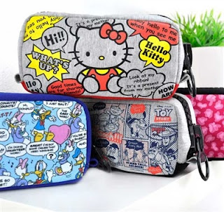 big zipper pencil cases at CoolPencilCase.com