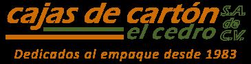 Cajas de Cartón El Cedro - Corrugado DF y GDL