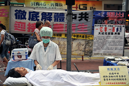 a market for human organs If you were ever curious as to how much body parts can fetch on the black market other organs are prohibitively expensive, like a kidney.