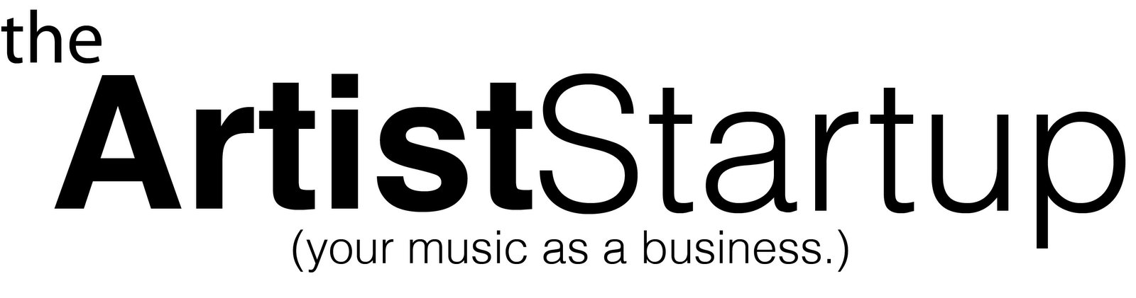 The Artist Startup: Your Music As a Business
