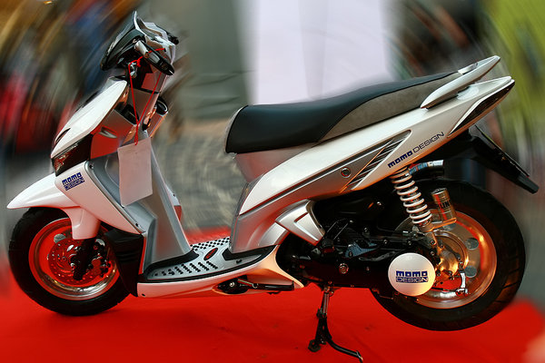 photographer in Indonesia. Look the best of honda vario modification