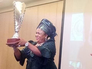 Is First Lady Patience Jonathan Dying?