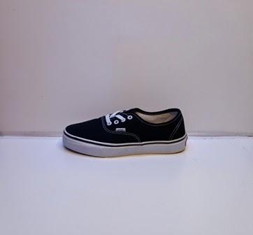Sepatu Vans Murah , Hitam