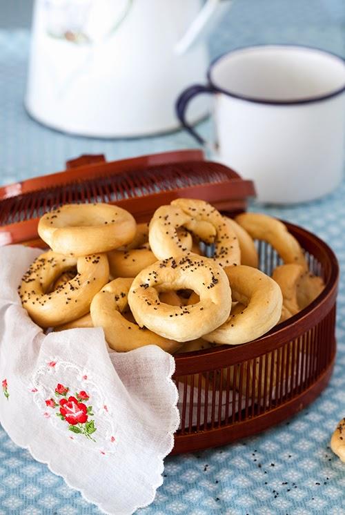 Importierte russische Cookies sushki