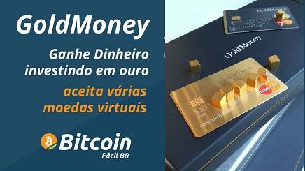 Ganhar Dinheiro com a Goldmoney