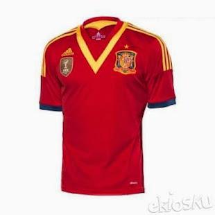 Jersey Spanyol Gan!