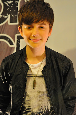 Greyson Chance Profile
