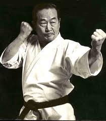 ketua umum dalam karate