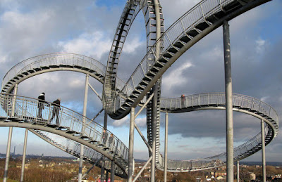 Tiger & Turtle, Magic Mountain, Jerman