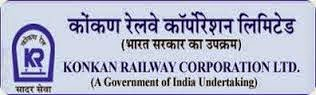 Konkan Railway Vacancy 2014