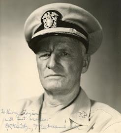 CHESTER WILLIAM NIMITZ (24/02/1885 – 20/02/1966).