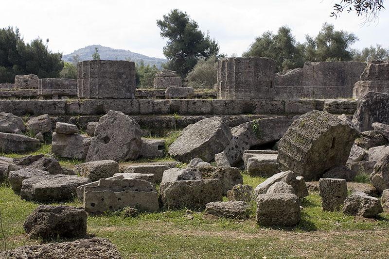 El comienzo de los juegos olimpicos. El arte en grecia. Arquitectura en grecia. Civilizacion griega. El teatro en grecia