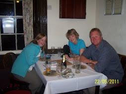 Me with Rosemary & Hayden in Kirkby Stephen @ the kings arms