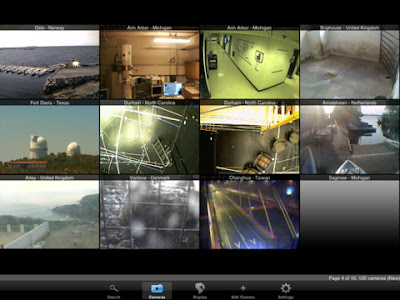 phan mem IP Camera Viewer cho iphone