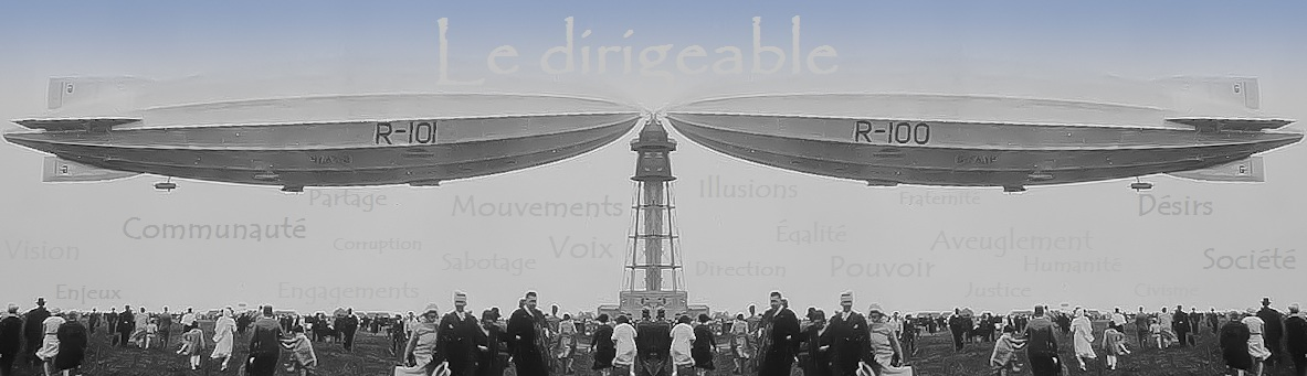 Le dirigeable