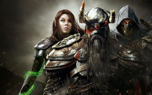 Elder Scrolls Online Game