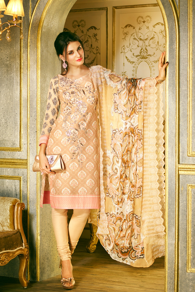 Gul Ahmed New Neck Design