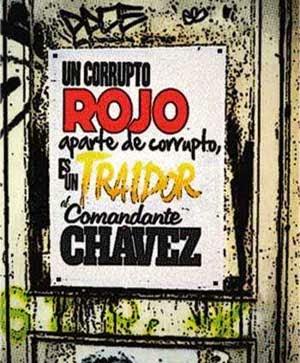 Afiche político del ministro Cultura Venezuela Reinaldo Iturriza