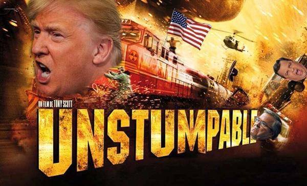 TRUMP is UNSTUMPABLE