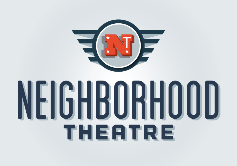 Image result for neighborhood theatre logo