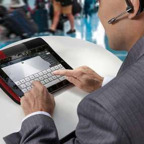 Avaya Flare Communicator for iPad