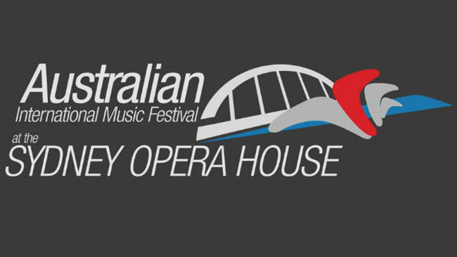 Australian International Music Festival - Sydney 2015