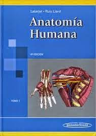 """Anatomía humana"" - Michel Latarjet"