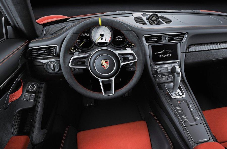 ポルシェ、新型「911 GT3 RS」を発表。日本での予約受注も開始