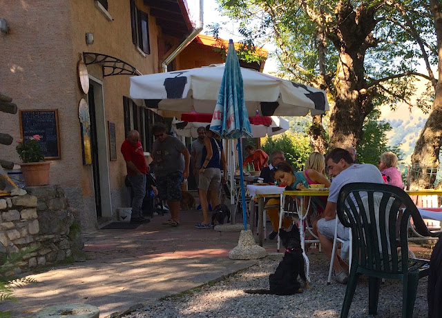 Rifugio Boffalora dog-friendly Lake Como