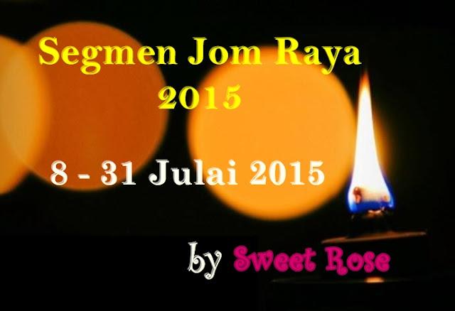 sweet rose, giveaway raya, july