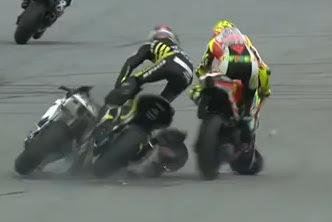 Pelumba Honda Marco Simoncelli Maut Mati Meninggal Dunia Di MotoGP Litar Sepang Malaysia