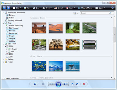 windows live photo gallery free download for mac