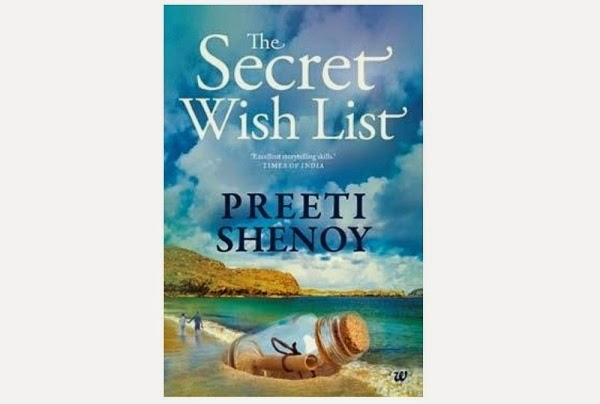Amazon : The Secret Wish List Book at Rs.114 Only