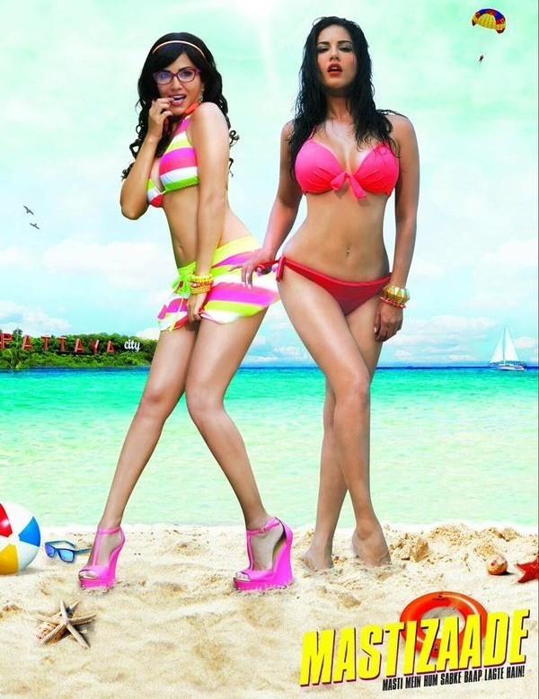 Sunny leone hot and sexy movie