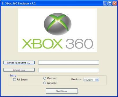Vr xbox 360 pc emulator addons bios download